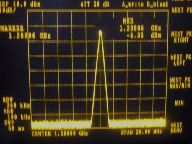 パソコンがスペアナ、SG,パワー計等高周波測定器に変身-4