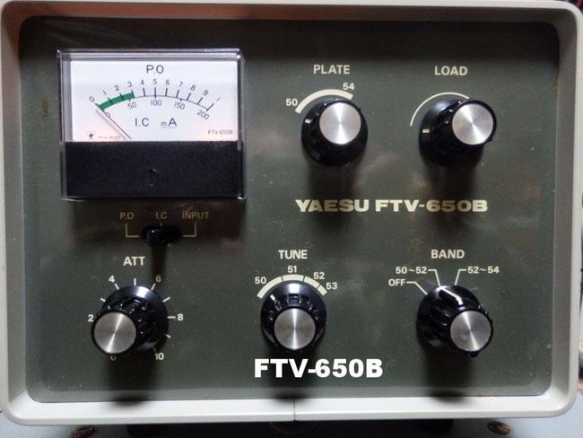 FTV-650B