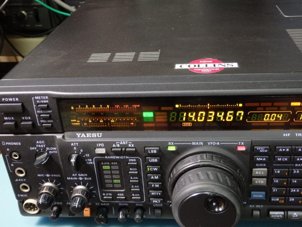 ヤエス FT-1000MP