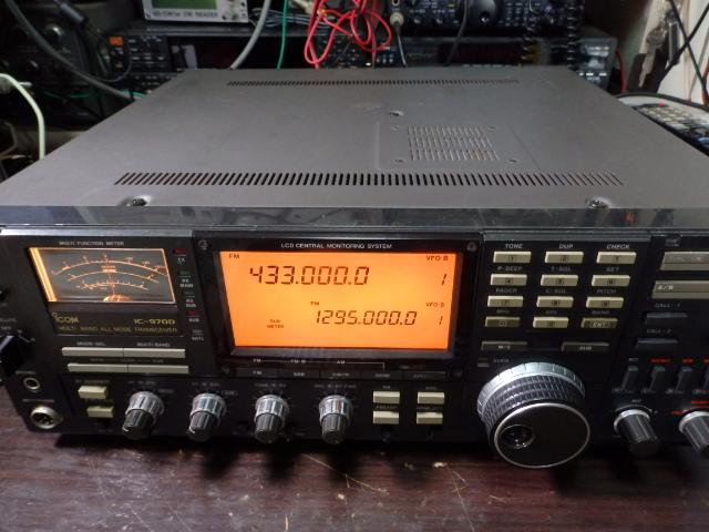 アイコム IC-970D